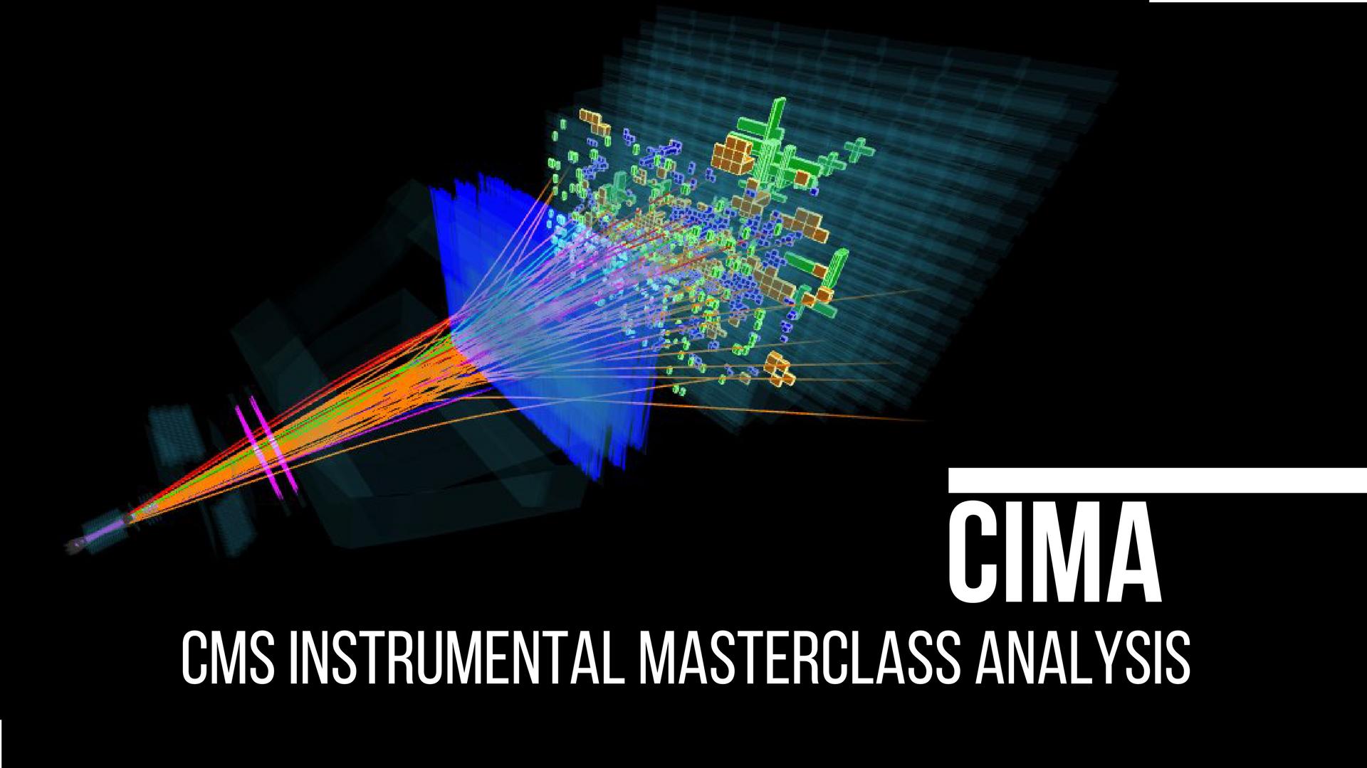 CIMA: O simulador 3D do CMS